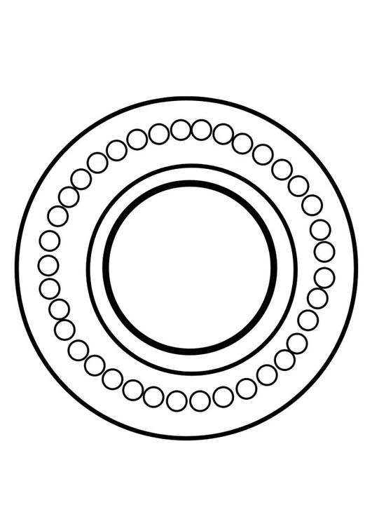 kleurplaat dharma wiel gratis kleurplaten om te printen