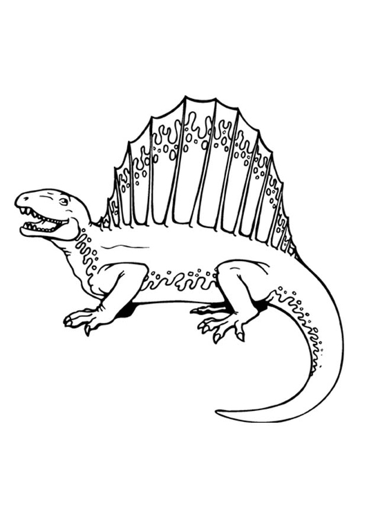 Kleurplaten Van Dino S.Kleurplaat Dino Afb 9369