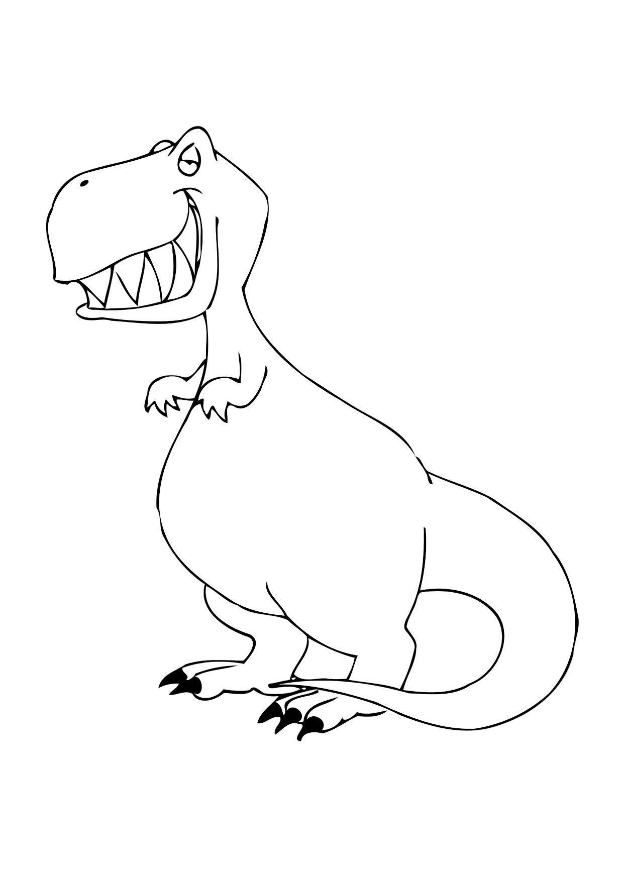 Kleurplaat Dinosaurus Gratis Kleurplaten Om Te Printen Afb 12506