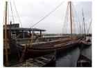 Foto drakar - vikingschip