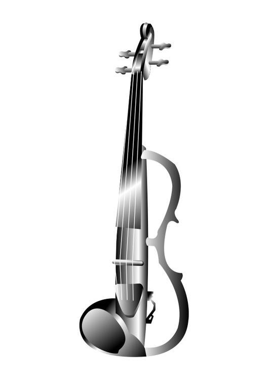 elektrische viool yamaha