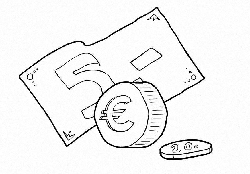 Kleurplaat Euro Afb 14703 Images