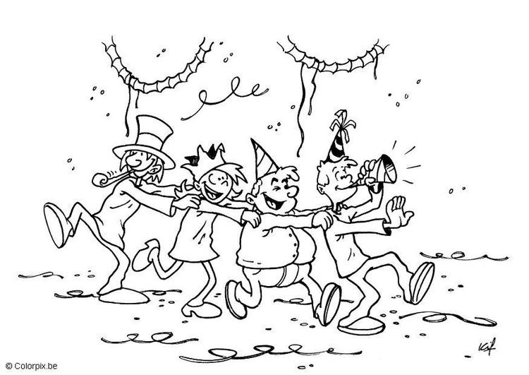 Afbeeldingsresultaat voor Feest tekening