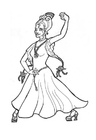 flamenco prinses