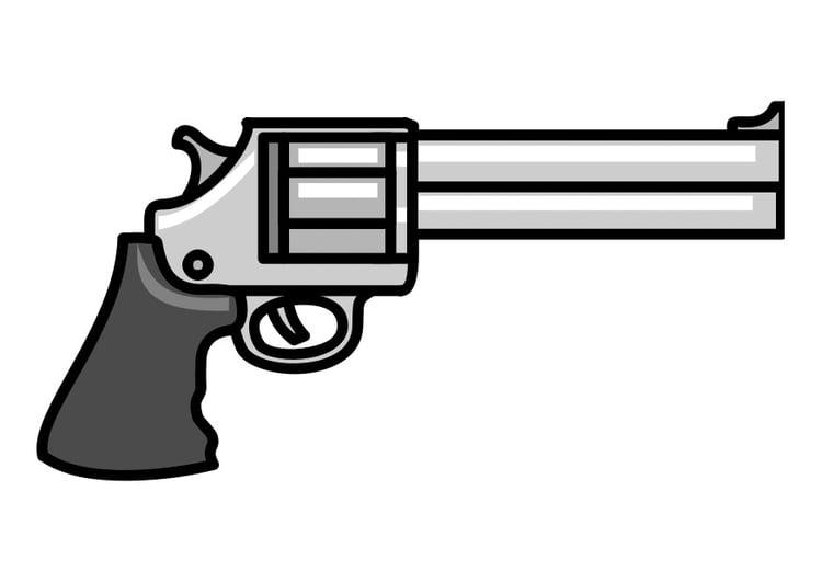 kleurplaat geweer gratis kleurplaten om te printen