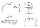 87 olympische spelen kleurplaten 2020 gratis