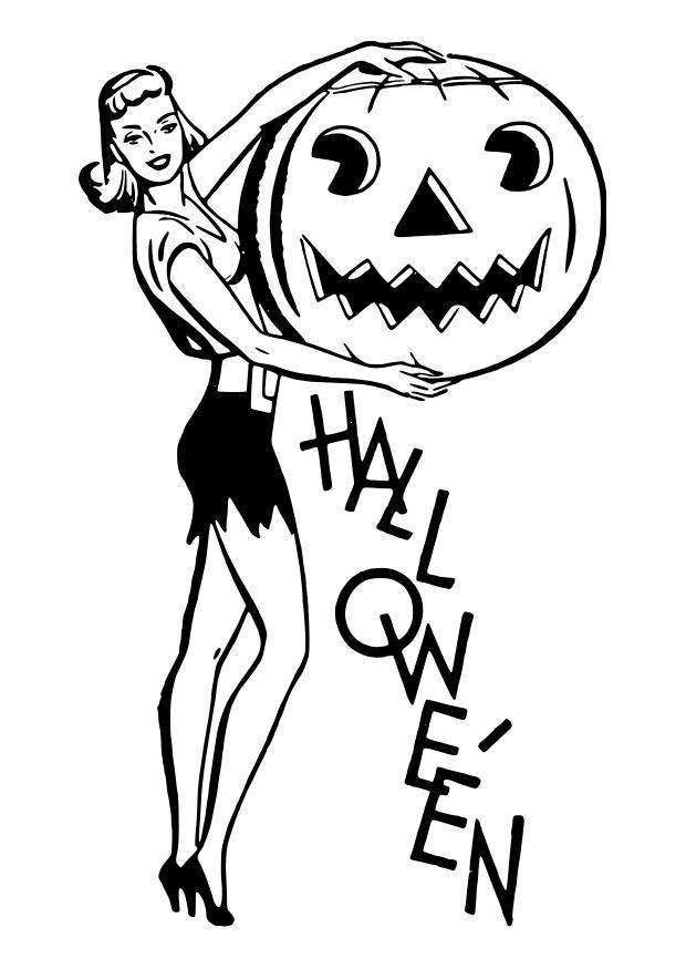 Kleurplaat Halloween Gratis Kleurplaten Om Te Printen