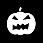 Kleurplaat Halloween