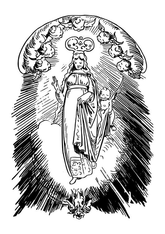 Maria Heilige