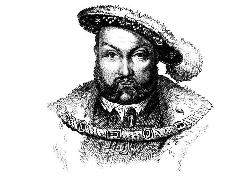 henry the 8th coloring pages - photo#33