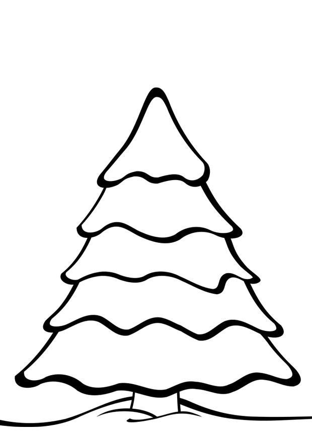 Kleurplaten Voor Kerst Kleurplaat Kerstboom Gratis Kleurplaten Om Te Printen