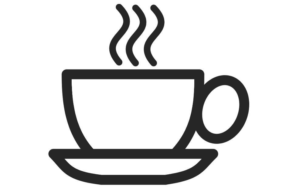 kleurplaat kop koffie gratis kleurplaten om te printen