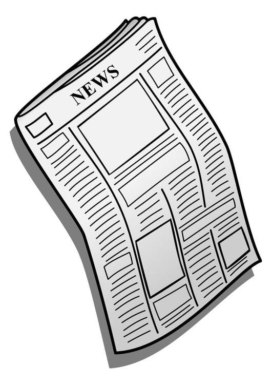 Kleurplaten Prese Kleurplaat Krant Gratis Kleurplaten Om Te Printen