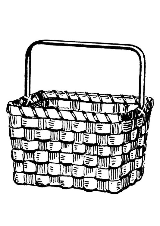 weaving coloring pages - photo#33