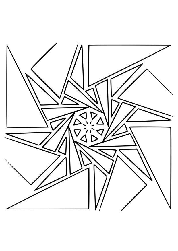 Kleurplaat Mandala 11 Gratis Kleurplaten Om Te Printen