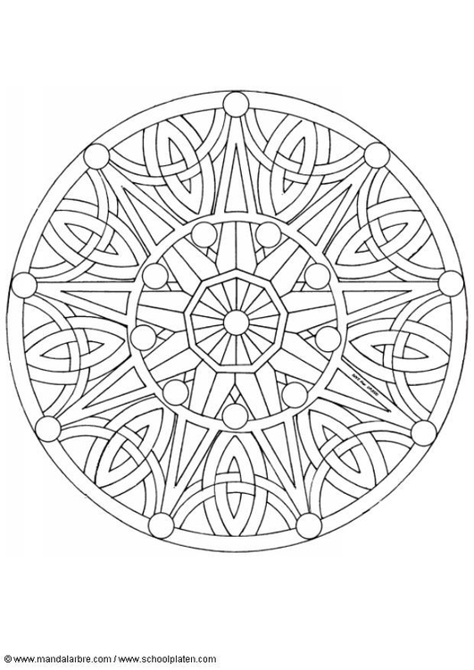 Pokemon Moeilijke Kleurplaat Kleurplaat Mandala 1702b Afb 4518 Images