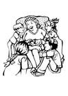 grootmoeder - moederdag