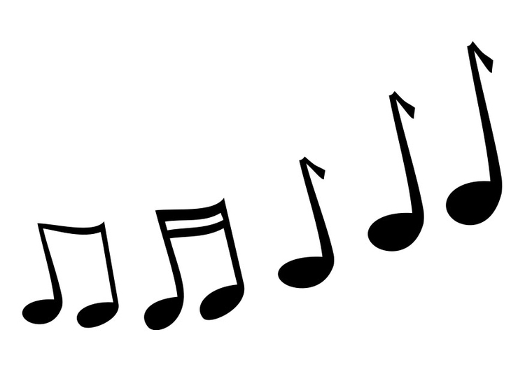 kleurplaat muzieknoten gratis kleurplaten om te printen