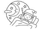 nacht - slapen