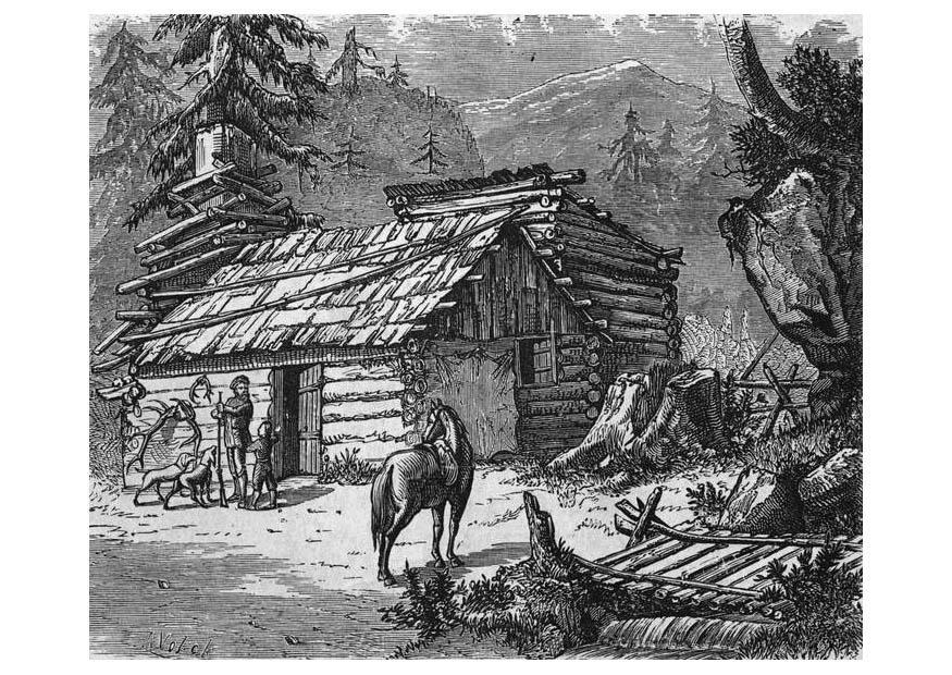 Dieren Kleurplaat I Kleurplaat Pioniers Afb 18238