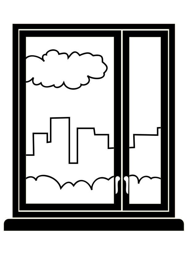 kleurplaat raam gratis kleurplaten om te printen
