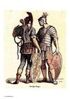 Afbeelding Romeinse soldaten