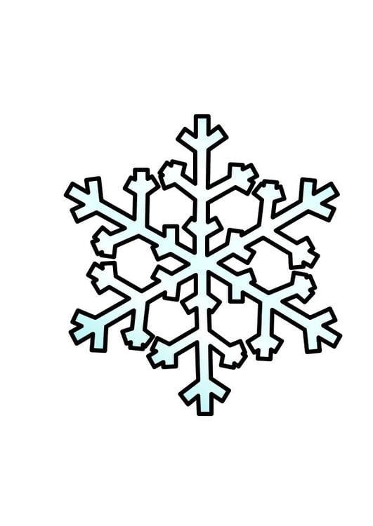 kleurplaat sneeuw gratis kleurplaten om te printen