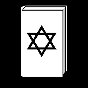 Kleurplaat Talmoed Tenach Afb 14287