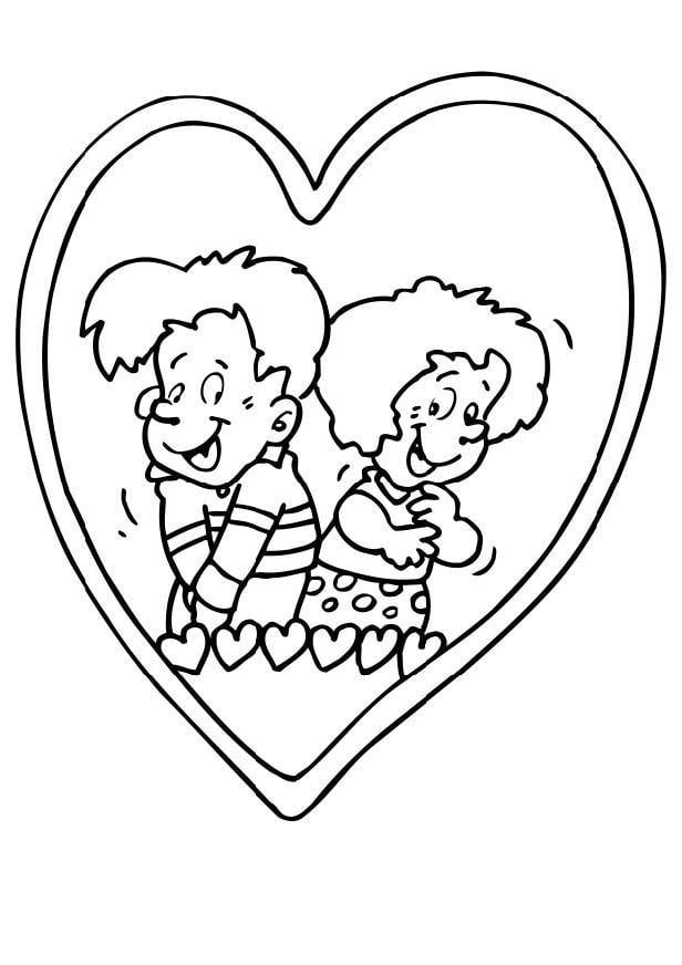 Kleurplaten Valentijn Volwassenen.Kleurplaten Valentijn Volwassenen Kleurplaten Hartjes En Valentijn