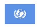 Afbeelding vlag UNICEF