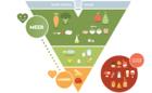 Afbeelding voedingsdriehoek - deel 1