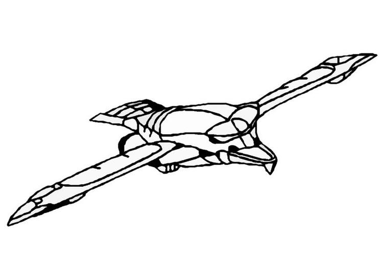 Kleurplaat Vogel Afb 8866