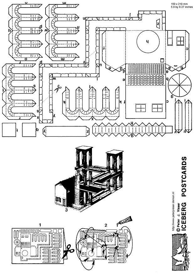 Kleurplaat Nieuw Huis Kleurplaat Waterval Escher Afb 3426
