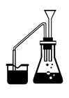 Kleurplaat wetenschappen