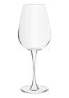 Kleurplaat wijnglas