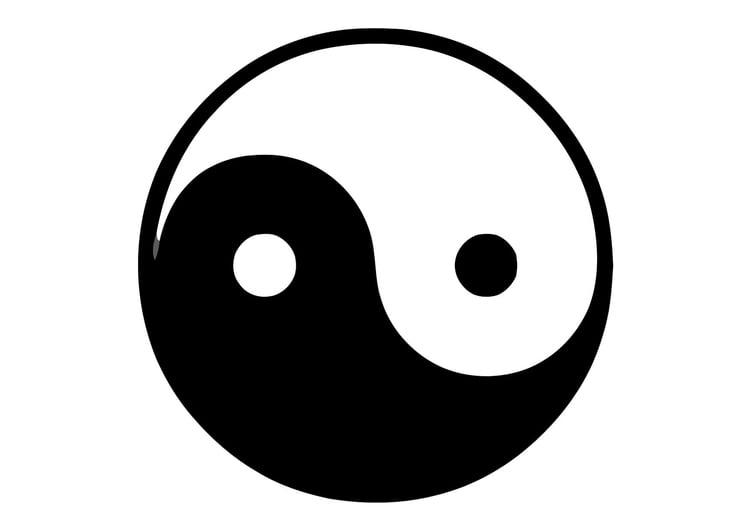 Yin-Yang: A Taoist Symbol