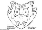 Knutselen drakenmasker