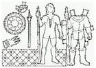 Knutselen ridder