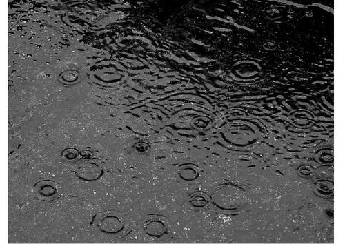Foto regen
